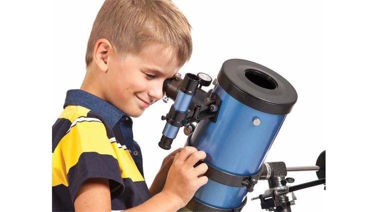 給觀星初學者的望遠鏡使用指南