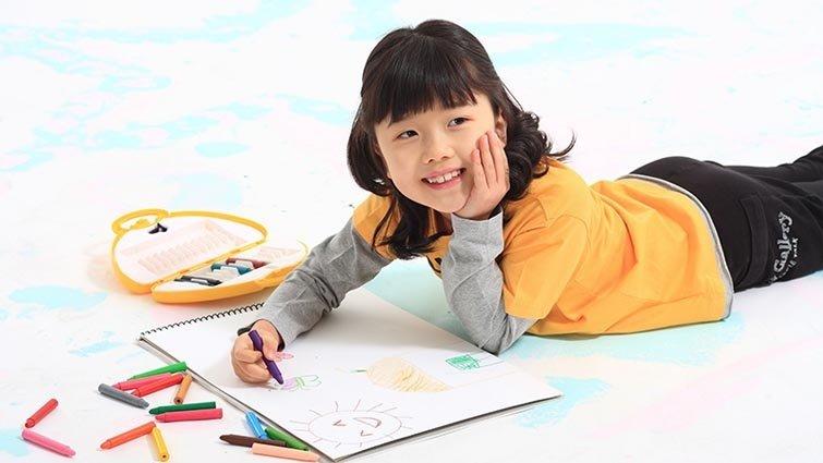 彭菊仙:孩子自己創作的作品-白頭翁與我【菊仙幸福閱讀】