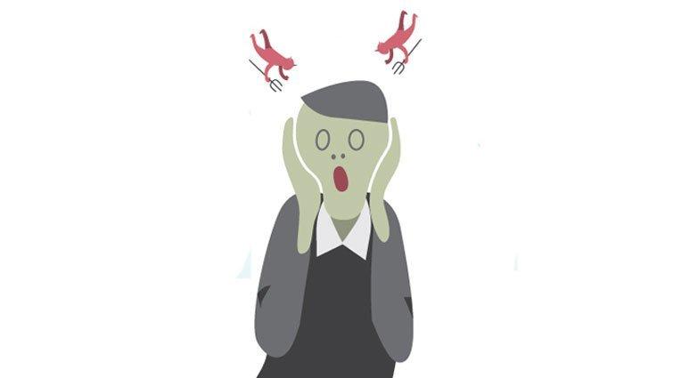 8種方法,趕跑焦慮小惡魔