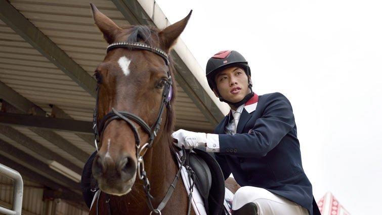 孫育仁:騎在馬背上,我就能追夢
