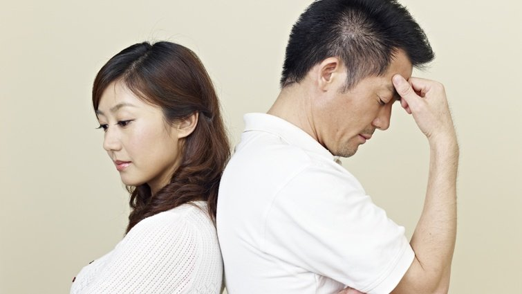 婚姻中的控制狂