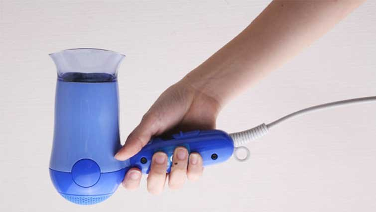 吹風機溫灸術 1分鐘吹走肩頸痛、過敏性鼻炎、氣喘