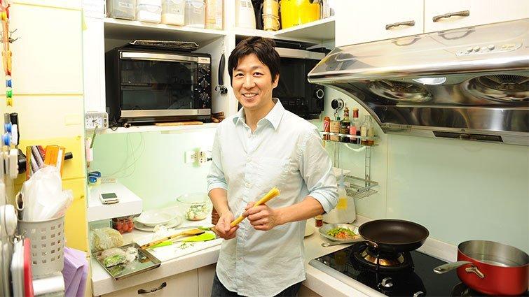 擺對位 小廚房也能做大菜──主廚MASA收納術大公開