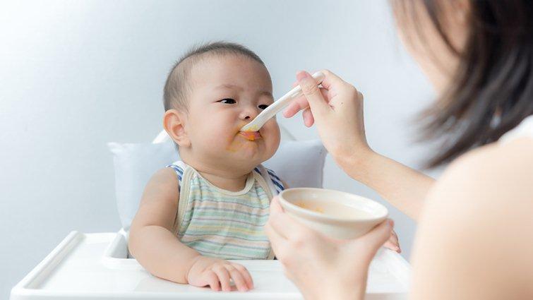 從副食品開始,培養不挑食寶寶4個關鍵