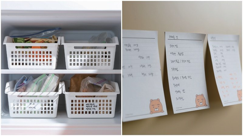廚房收納不麻煩!冰箱整理斷捨離,食材不再放到過期