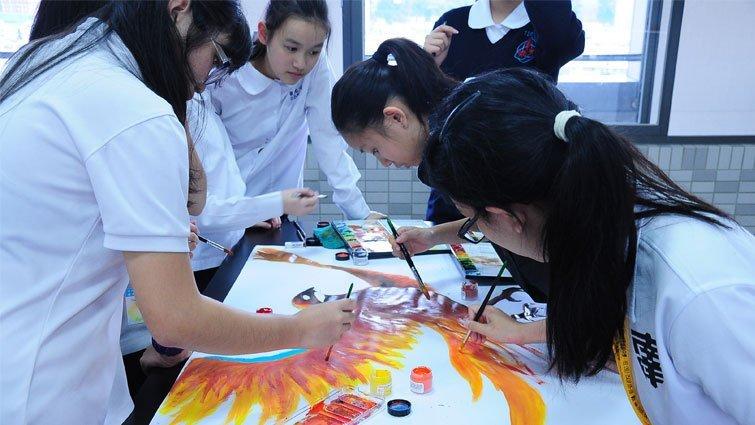 新北市崇光女中國中部:培育為夢想挺身前進的女孩