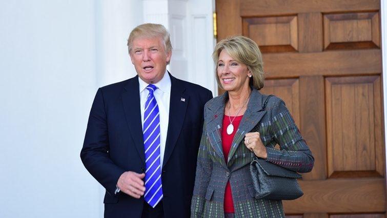 美國新任教育部長戴弗斯:每個孩子都該握有通往優質教育的門票