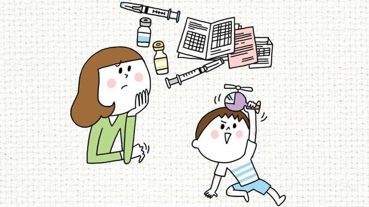 白因子有助預防疾病?爸媽最想問感染科醫師6件事
