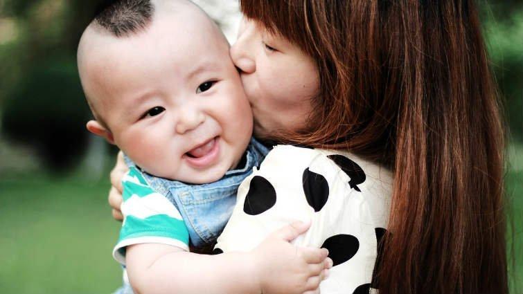 世界上沒有100分的父母,擁有愛與真誠就夠了!
