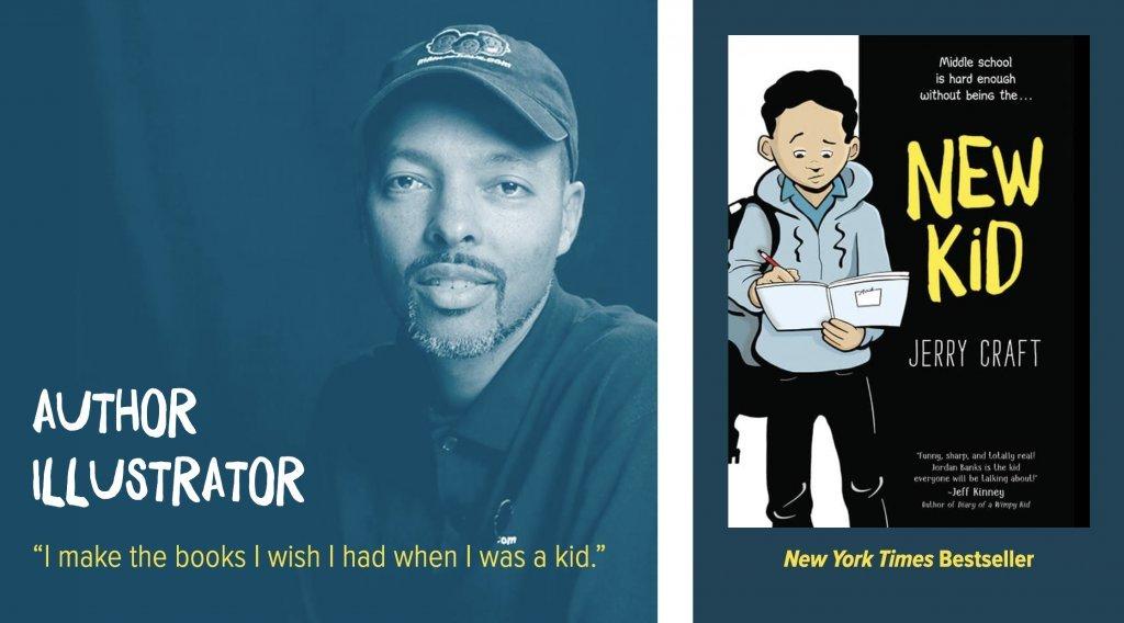 美紐伯瑞獎首度頒給漫畫家,畫下「像被丟入冰冷水池」的成長被排擠經驗