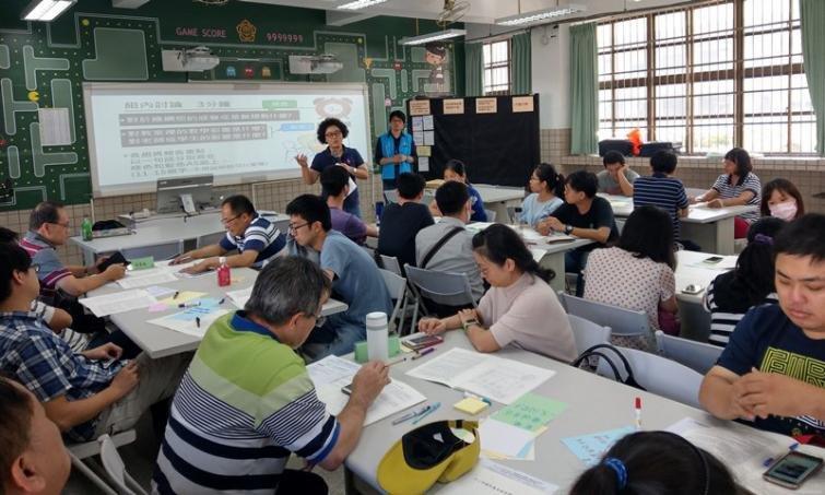 108課綱將上路,北市5,500位國中教師共讀總綱,先成為學習者
