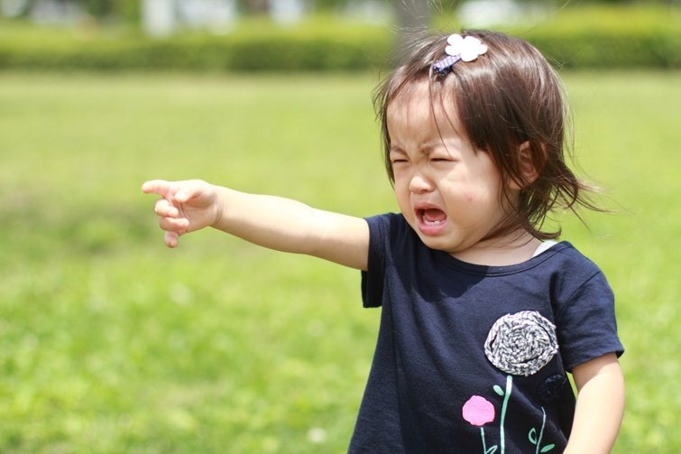 黃瑽寧:崩潰大哭的幼兒不變的心情只有一個