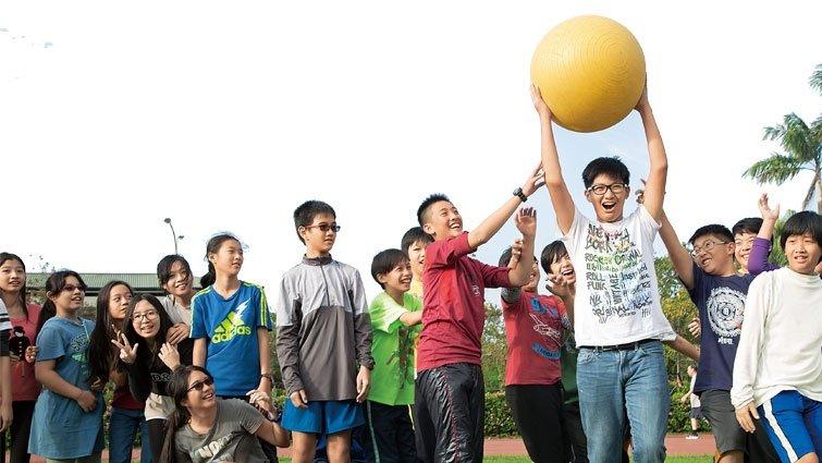 10個創意點子愛上體育課