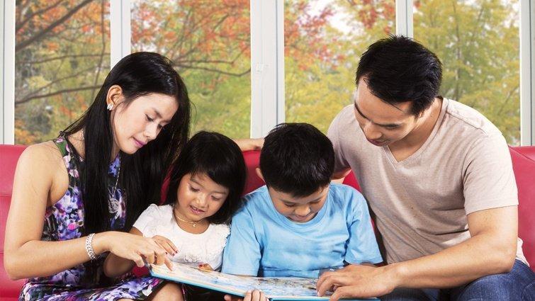 柯華葳:國際調查,台灣父母閱讀習慣待加強