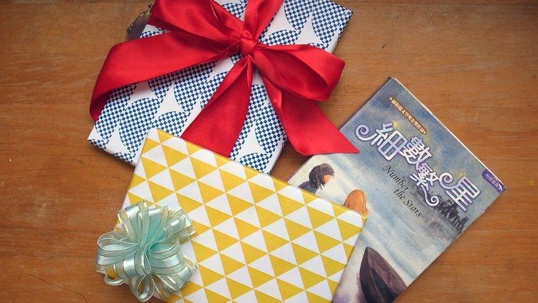 顏銘新:細數繁星-最想送給孩子的一本書