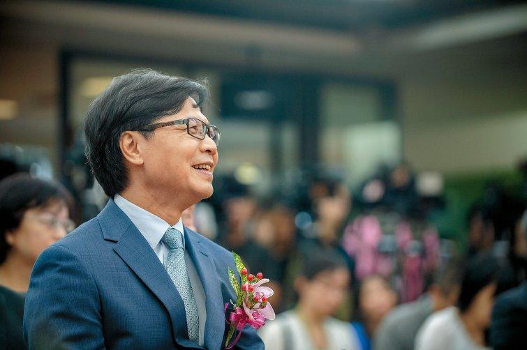 新任教育部長葉俊榮:拚一下,讓一○八課綱如期上路