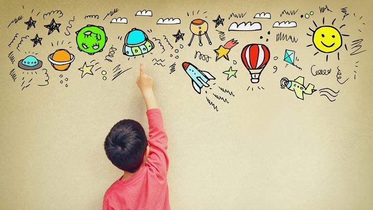 想學好語言與數理,「有畫面」很重要!