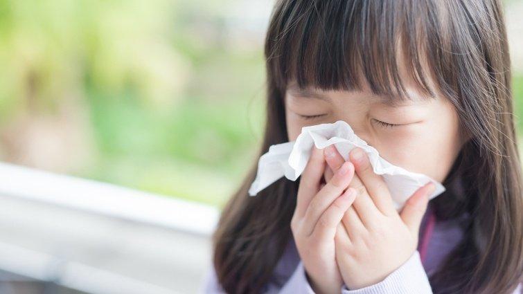 氣喘、過敏性鼻炎、感冒、免疫功能問題,孩子到底是哪一種問題?