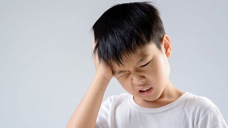 兒童15歲前有頭痛經驗逾7成,原因竟是...