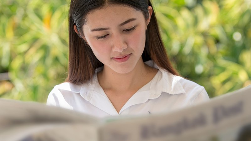 什麼是「讀報教育」?「讀報教育」對孩子有效嗎?圖書教師這樣說......