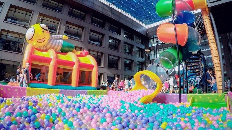 度假模式全開!最新特色親子飯店+免裝備親子露營精選