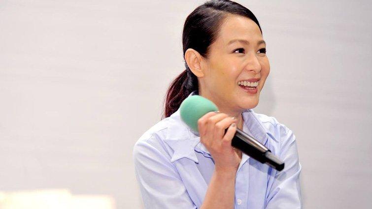 劉若英:懷孕除了幸福,其實也很可怕