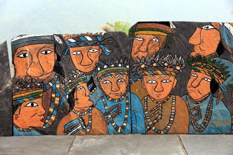 三地門鄉 達來部落:藝術山城的洗禮