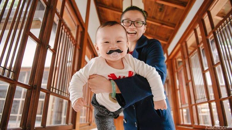 親子愛的互動,幫助孩子決勝未來的關鍵
