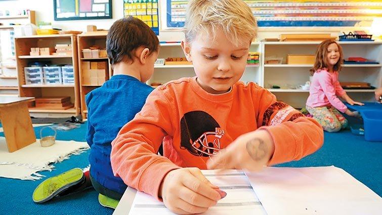 李坤珊:如何幫幼兒做運筆練習?