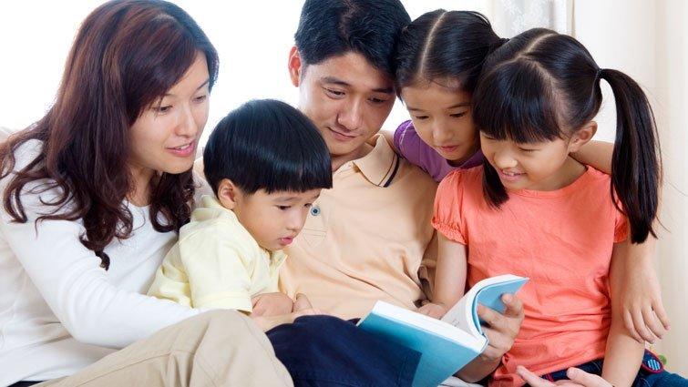 吳敏蘭:陪著孩子一起閱讀
