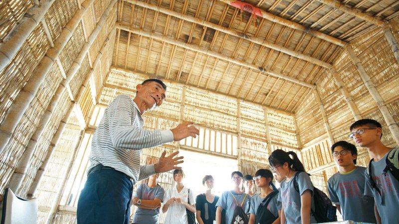 台南│土城高中 教室外的文史課深度走讀安平、台江