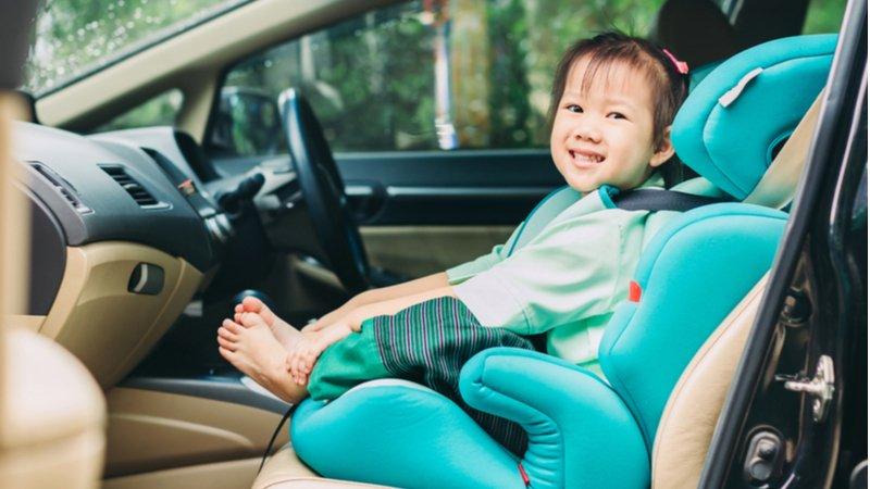 你網購的汽車兒童安全座椅安全嗎?