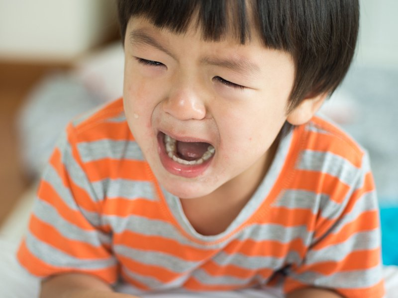 「我什麼都不要!我現在只要...」─當孩子已失去理智,大人要如何化解?