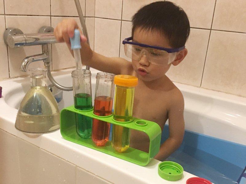 從幼兒開始的STEM教育,學什麼?