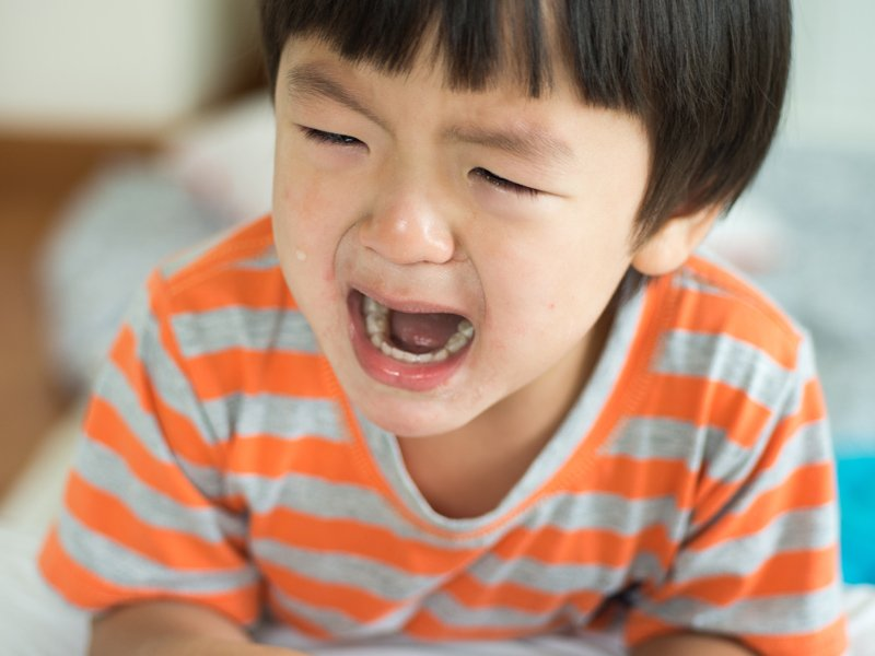 孩子不是父母的玩具,別把玩弄當有趣!
