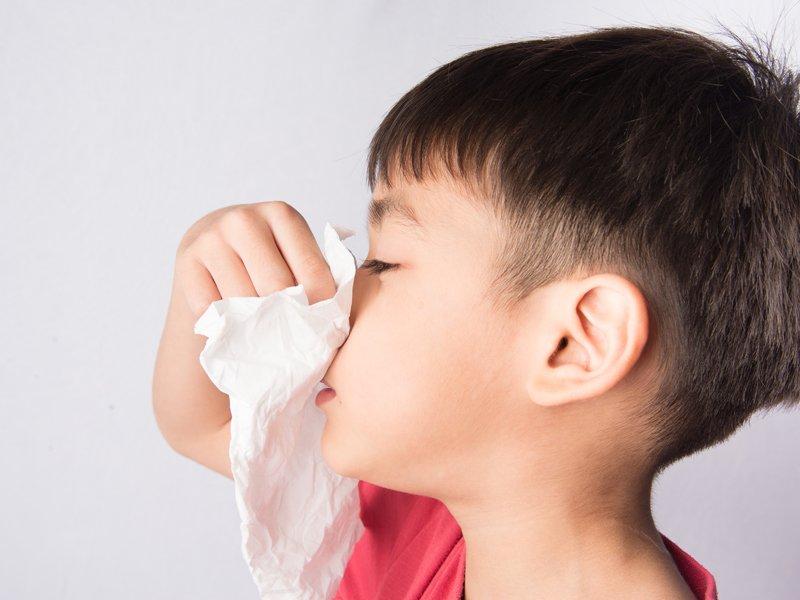 教孩子擤鼻涕的5個訣竅+3種小遊戲