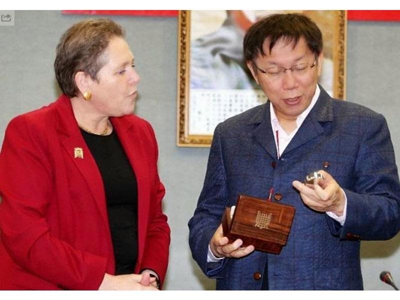 花媽卓惠珠 :從柯p懷錶風波 看社會需要集體的友善