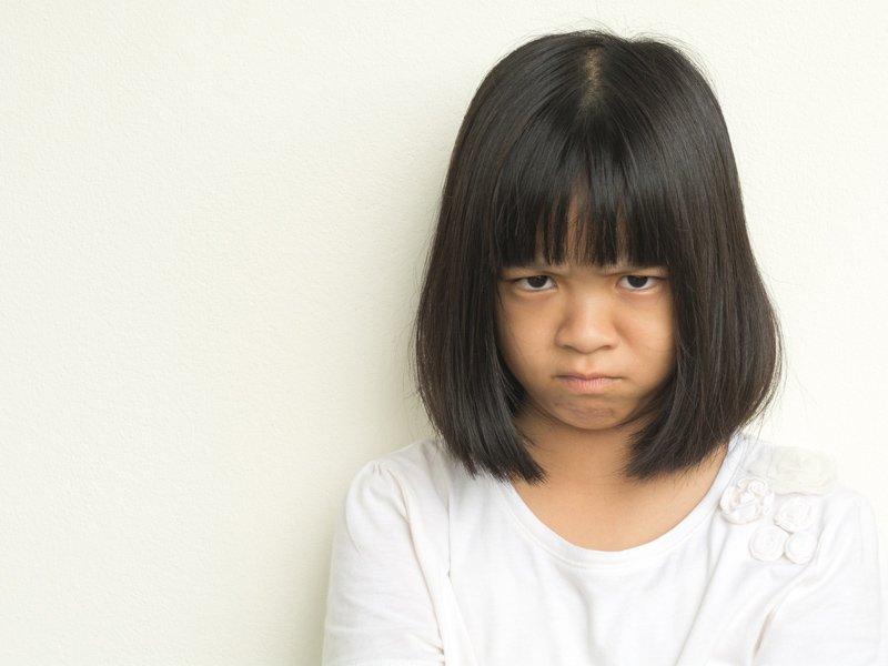 孩子行為脫軌不可愛了,該不該處罰?