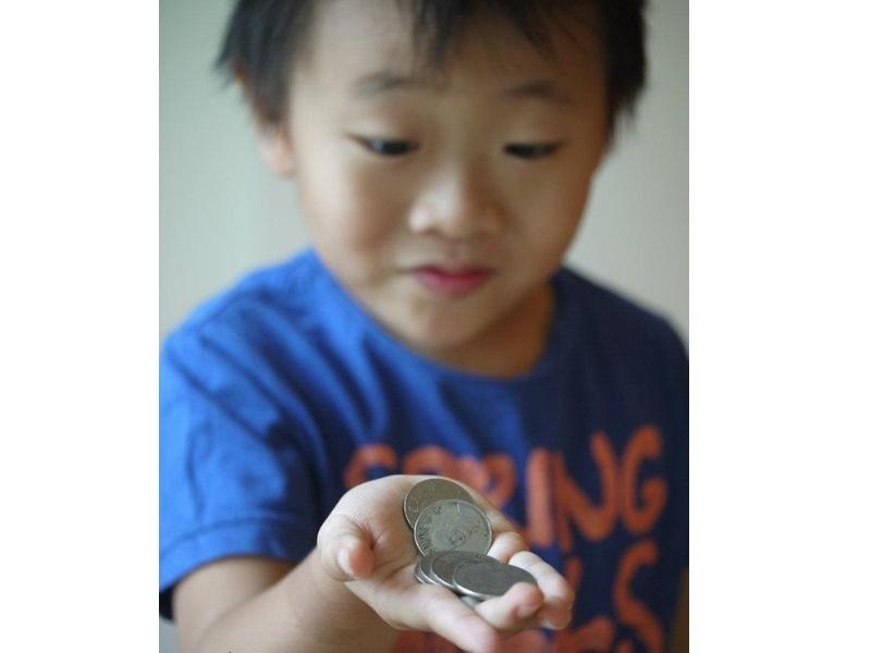 建立金錢觀,落實4原則代替洗腦