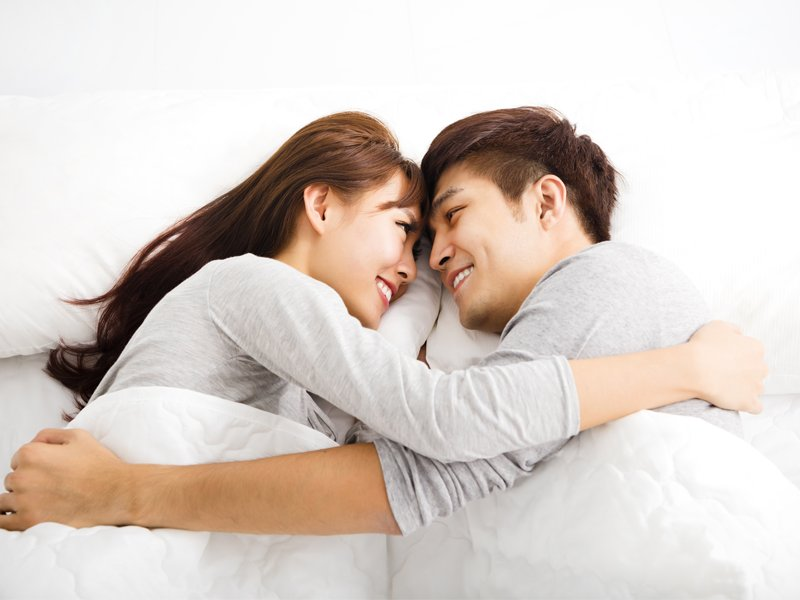 蘿瑞娜:老公,是親人、朋友也是情人