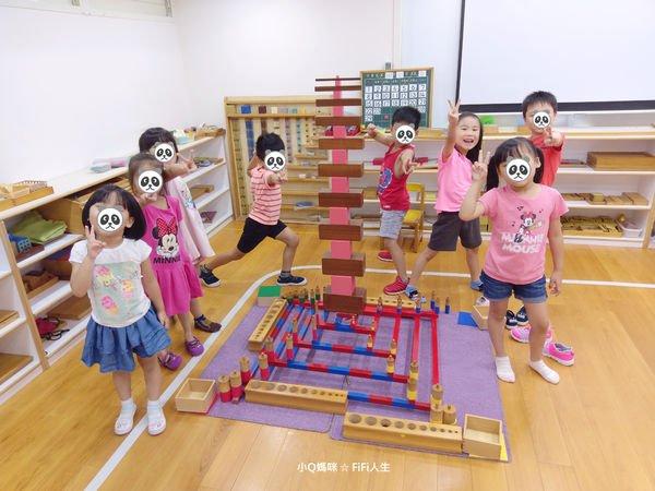 我所知道的蒙特梭利幼兒園,分享三年蒙氏教育生活提供給選幼兒園的家長參考!
