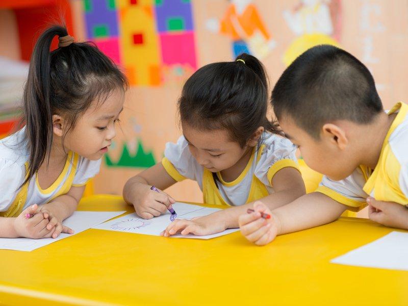 重視現象與存在的瑞吉歐教學法─韓國西苑幼兒園參訪
