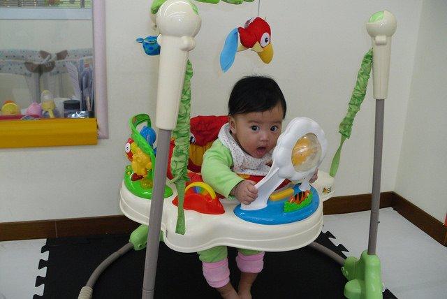 托嬰中心送托心得:讓寶寶自在發展