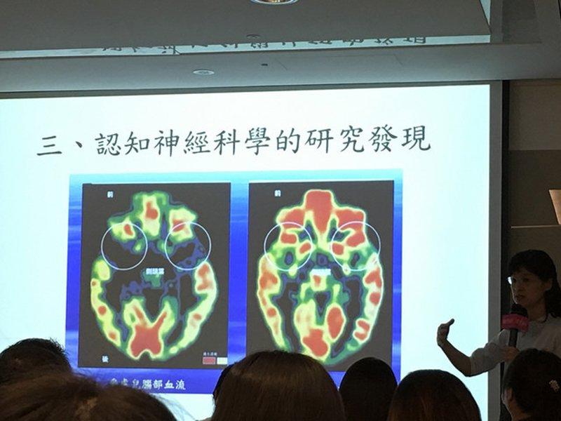 周育如老師,大腦與情緒:高EQ與情感教育