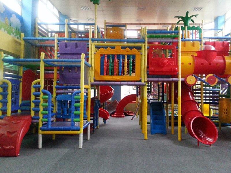 【讀者投稿】孩子該小心什麼?室內遊樂場潛在的16項危機!