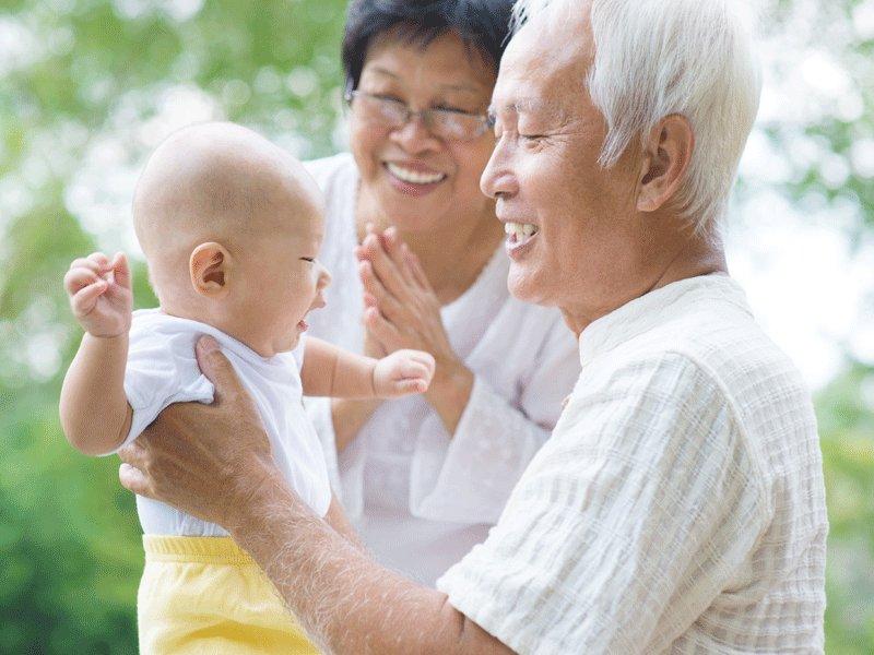 新手父母VS長輩的世代過招