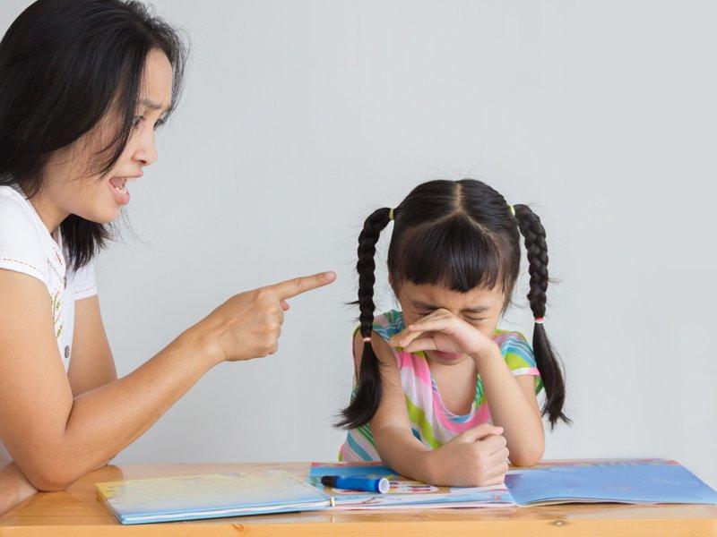 父母的NG話,潛移默化成孩子負面的模樣?