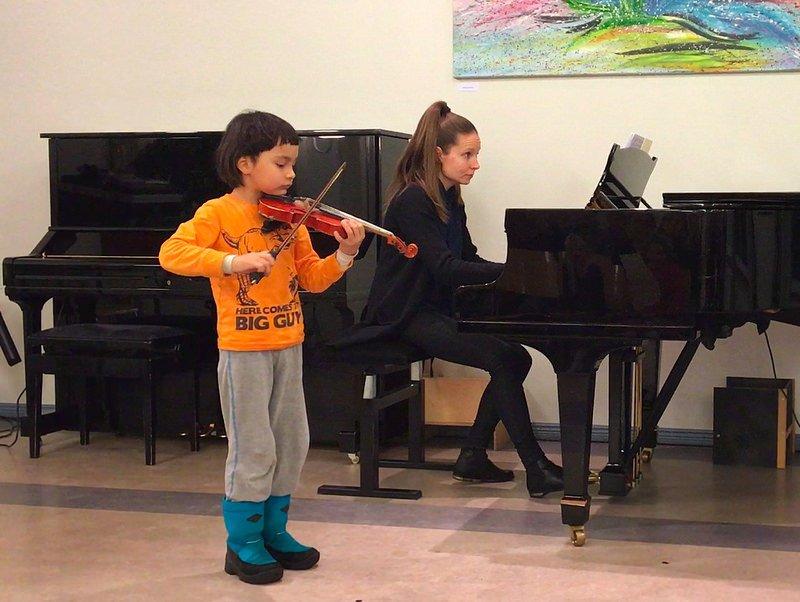 練習的意義-孩子學琴帶來的啟示
