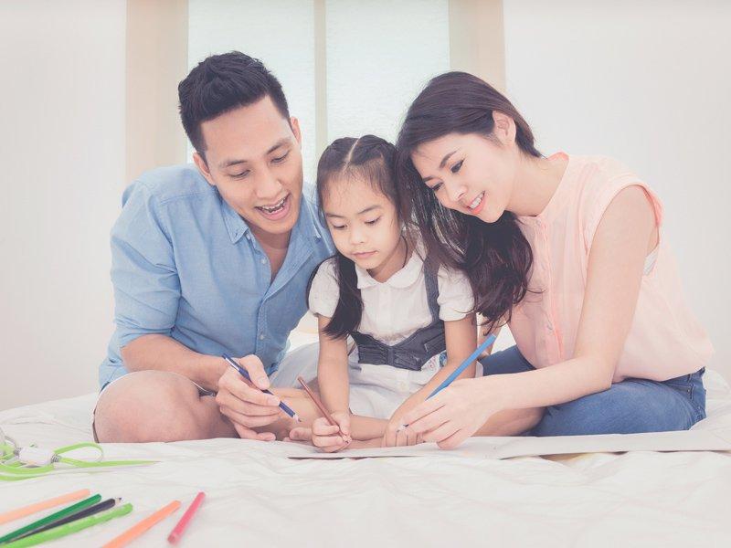 父母是孩子的導師更是家庭夥伴,三招拉近親子距離