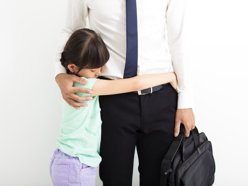 過度保護孩子,反而會變成孩子問題的誘因